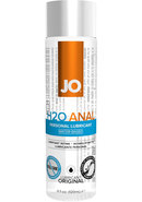 Jo H2o Anal Water Based Lubricant 4 Ounce