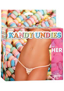 Kandy Undies For Her Edible G String