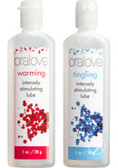 Oralove Dynamic Duo Lickable Warming...